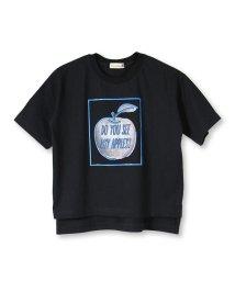 branshes/アップルプリント5分袖Tシャツ(90~150cm)/502479965
