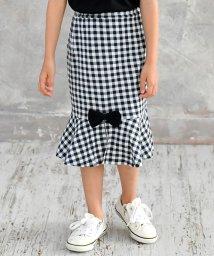 子供服Bee/センタースリット入りスカート/502480018