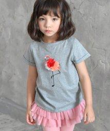 子供服Bee/フラミンゴTシャツ/502480023
