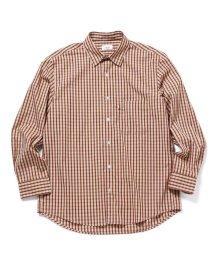 JUNRed/コンフォートFITレギュラーカラーシャツ/502480037