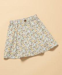 ROPE' PICNIC KIDS/【ROPE' PICNIC KIDS】インナーパンツ付き小花スカート/502482057