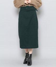 URBAN RESEARCH OUTLET/【SENSEOFPLACE】チェックアイラインスカート/502461721