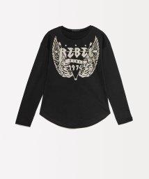 SISLEY YOUNG/テーマプリントTシャツ・カットソー/502474314
