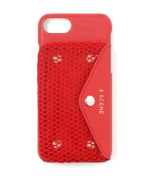 RoyalFlash/A SCENE/エーシーン/B&C Mesh case (iphone6/6s/7/8 共通サイズ)/502482463
