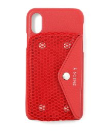 RoyalFlash/A SCENE/エーシーン/BC MESH CASE iPhone X/XS/502482466