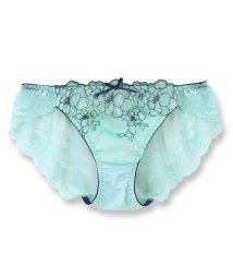 fran de lingerie/Floral Garden フローラルガーデン コーディネートバックレースショーツ/502482993