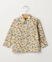 SHIPS KIDS/SHIPS KIDS:リバティ プレーン シャツ(80~90cm)/502483992