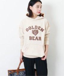 journal standard  L'essage /《予約》【Mixta/ミクスタ】GOLDEN BEAR FOODIE:別注フードスウェット◆/502484882