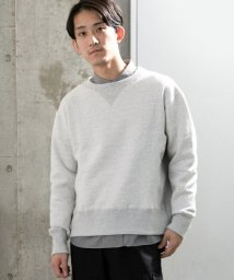 URBAN RESEARCH OUTLET/【WORKNOTWORK】コットン/ウール両面起毛スウェット/502461190