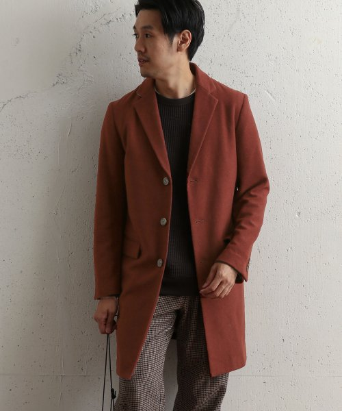 URBAN RESEARCH OUTLET(アーバンリサーチ アウトレット)/【DOORS】メルトンチェスターコート/DR8717Y002
