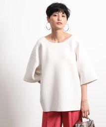 ROPE' mademoiselle/【2WAY】ダンボールビッグTシャツ/502486027