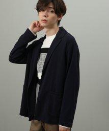 JUNRed/変形カノコジャーディガンJK/502482803