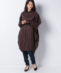 MARcourt/【mizuiro ind】wide shirt ワンピース/502482865