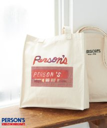 ROPE PICNIC PASSAGE/【PERSON'S×ROPE' PICNIC】グラフィックプリントトートバッグ/502487188
