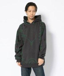 UNCUT BOUND/NEEDLES(ニードルズ) sweat hoody cotton jersey/502487559