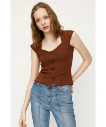 SLY/FRONT BUTTON KNIT TOPS/502488118