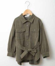 a.v.v(KID'S)/[100-130]CPOシャツジャケット[WEB限定サイズ]/502489208