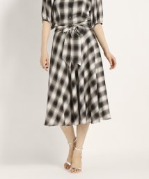 STRAWBERRY FIELDS/【セットアップ対応商品】GINZAチェック スカート/502440023