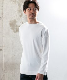 URBAN RESEARCH OUTLET/【WORKNOTWORK】コットン/ナイロンフライスL/STee/502461164
