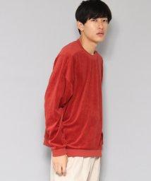 URBAN RESEARCH OUTLET/【SENSEOFPLACE】ベロアスウェットシャツ/502461224