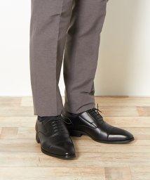 VISARUNO/magaseek/d fashion限定ウェブ限定【マルイのビジネスシューズ】ラクチン軽快シューズ 人工皮革 ストレートチップ/502473778
