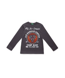 BENETTON (UNITED COLORS OF BENETTON BOYS)/ワイルドアニマルTシャツ・カットソー/502474415
