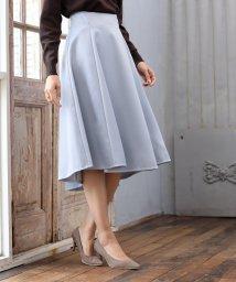 Noela/【美人百花9月号掲載】サテンボンディングスカート/502485866