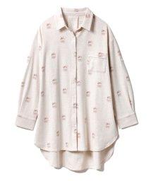 gelato pique/アイスモチーフシャツドレス/502490659