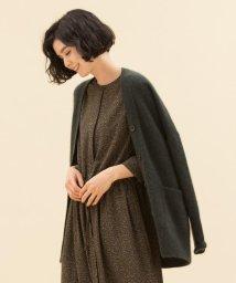 NIJYUSANKU/【マガジン掲載】ヘアリーファンシー カーディガン/502490880