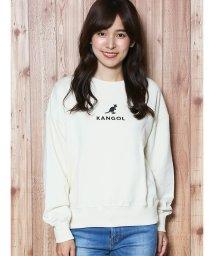 m.f.editorial/【WEB販売】カンゴール/KANGOL 裏毛ロゴ刺繍スウェットプルオーバー/502491290