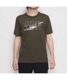 NIKE/ナイキ NIKE メンズ 半袖Tシャツ ナイキ DRI-FIT ブロック カモ Tシャツ BV7962325/502491367
