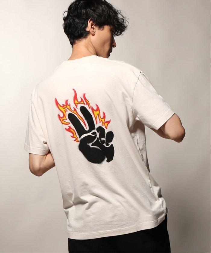 GLOBE/グローブ  VAPE Tシャツ