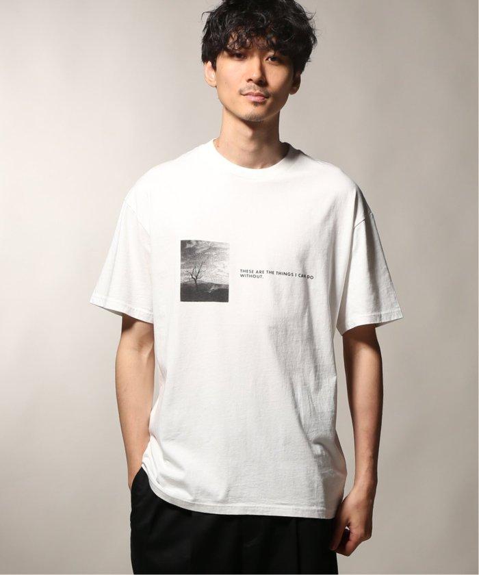 GLOBE/グローブ  DION AGIUS SISTANCE Tシャツ