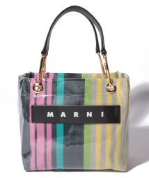 MARNI/【MARNI】トートバッグ/SMALL SQUARE GRIP BAG HOOKS【PINK CANDY】/502436489