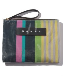 MARNI/【MARNI】ポーチ/A4 LARGE POCHETTE DOUBLE FACE SLG【PINK CANDY】/502436490
