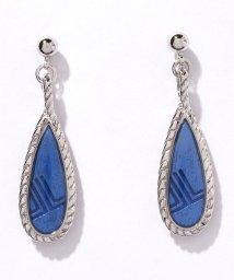 LANVIN en Bleu(JEWELRY)/セサンパ ブルードロップピアス/502465494