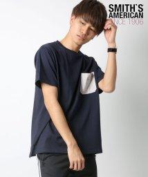 LAZAR/SMITH'S AMERICAN/スミスアメリカン ポケットTシャツ/502470476