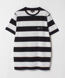 agnes b. HOMME/SCN6 TS ボーダーTシャツ/502483095