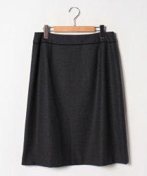 LAPINE ROUGE/【大きいサイズ】スーパーサキソニー スカート/502486406