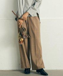 MAYSON GREY/【叶えるシリーズ】MIRANDAリベルタードワイドパンツ/502492303