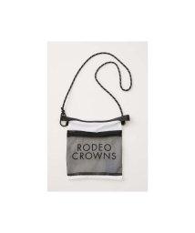 RODEO CROWNS WIDE BOWL/ナイロン MINI サコッシュ/502492381