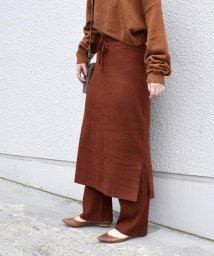 Khaju/Khaju:ニットスカート×パンツ/502493458