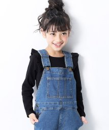 devirock/キッズ 子供服 ガールズデザイン長袖Tシャツ 女の子/502493494