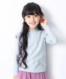 devirock/キッズ 子供服 ガールズデザイン長袖Tシャツ 女の子/502493495