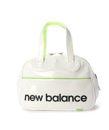 NEW BALANCE/ニューバランス new balance レディース ボストンバッグ エナメルボストン JABL9730 854/502493784