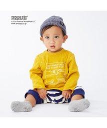BREEZE/PEANUTSコラボカバーオール(スヌーピー)/502379876