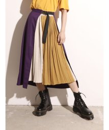 jouetie/レイヤードプリーツスカート/502469982