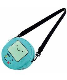 RUNNER/アドベンチャータイム ADVENTURETIME CIRCLE SHOULDER BAG サークルショルダーバッグ BMO ポリナイロン レディース メンズ キ/502492935