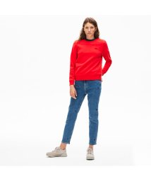 LACOSTELIVE LADYS/『LACOSTE L!VE』ローズステッチデニムパンツ/502494117