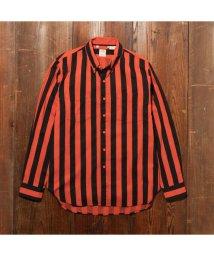 Levi's/1960'S ボタンダウンシャツ RED BLACK MULTI/502494819